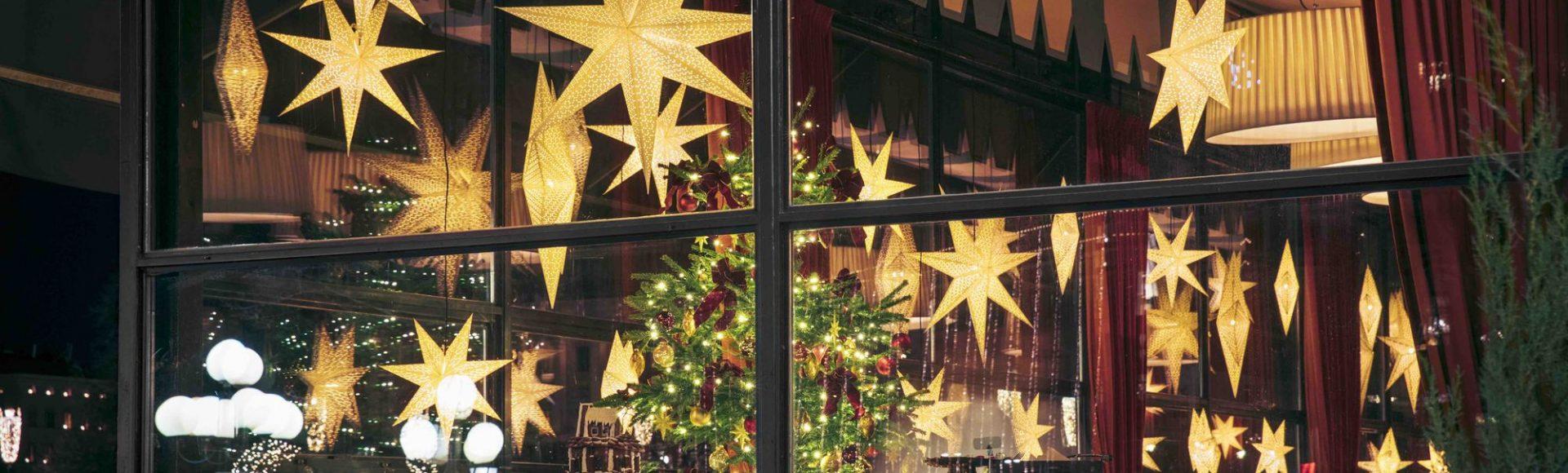 El mercadillo de Navidad de Operakällaren en Estocolmo