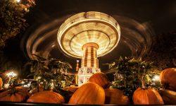 Halloween en Liseberg con decoración y atracciones abiertas Foto: liseberg.com