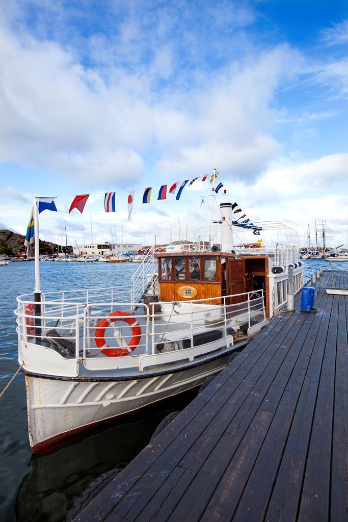 Kulturbåtarna en Gotemburgo