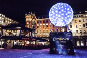 La Flor Mágica - Eurovision2016 en Estocolmo - Foto: Mattias Dahlqvist