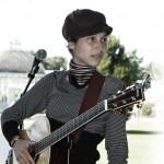 La cantante sueca Laleh, foto: Oscar Gezelius