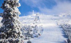 Estación de esquí en Lofsdalen, Härjedalen, Suecia Foto: Martin Olson