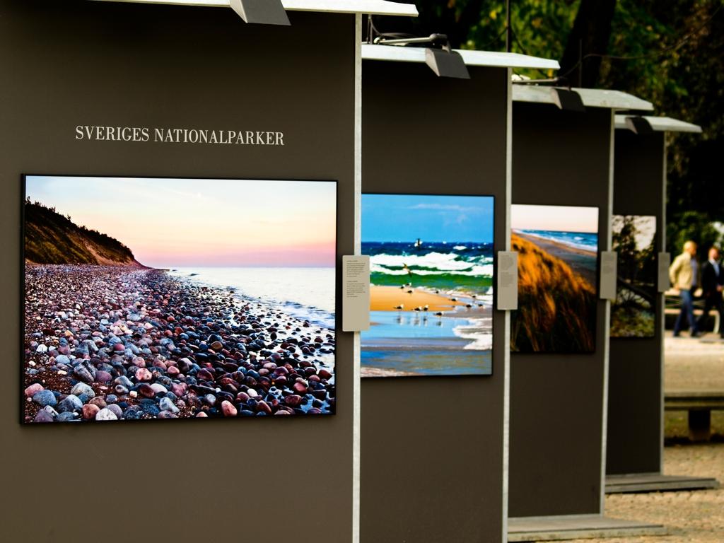Imágenes de diferentes Parques Nacionales en Suecia <br> Foto: Israel Úbeda / sweetsweden.com