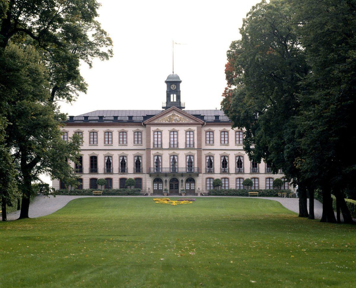 Palacio de Tullgarn <br> Foto: Alexis Daflosq