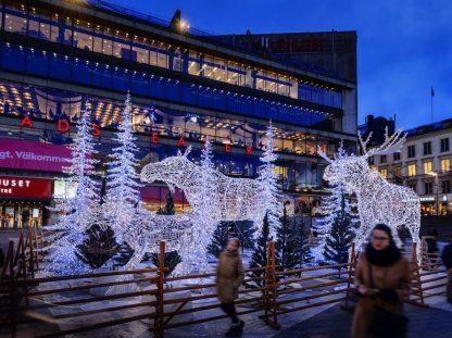 Top Straßen für deiner Weihnachtsferien in Stockholm