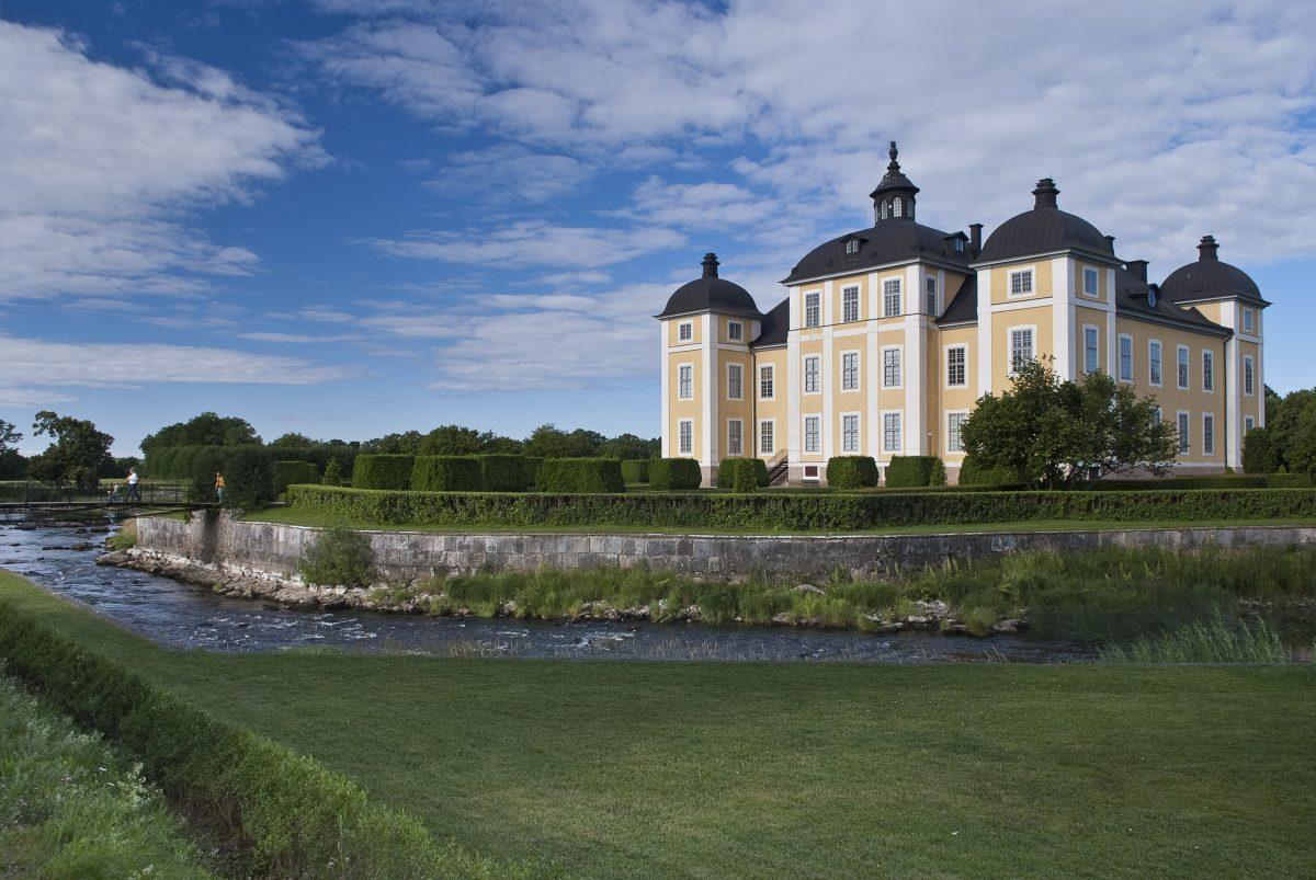 El Palacio de Strömsholm <br> Foto: Gomer Swahn