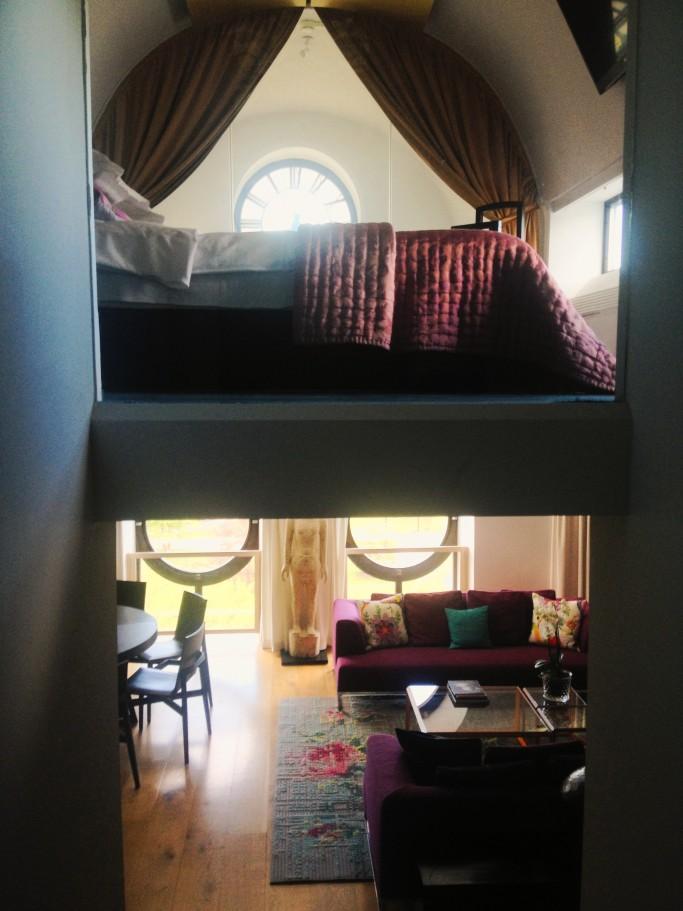 Suite de los relojes del Berns Hotel <br> Foto: Israel Úbeda / sweetsweden.com