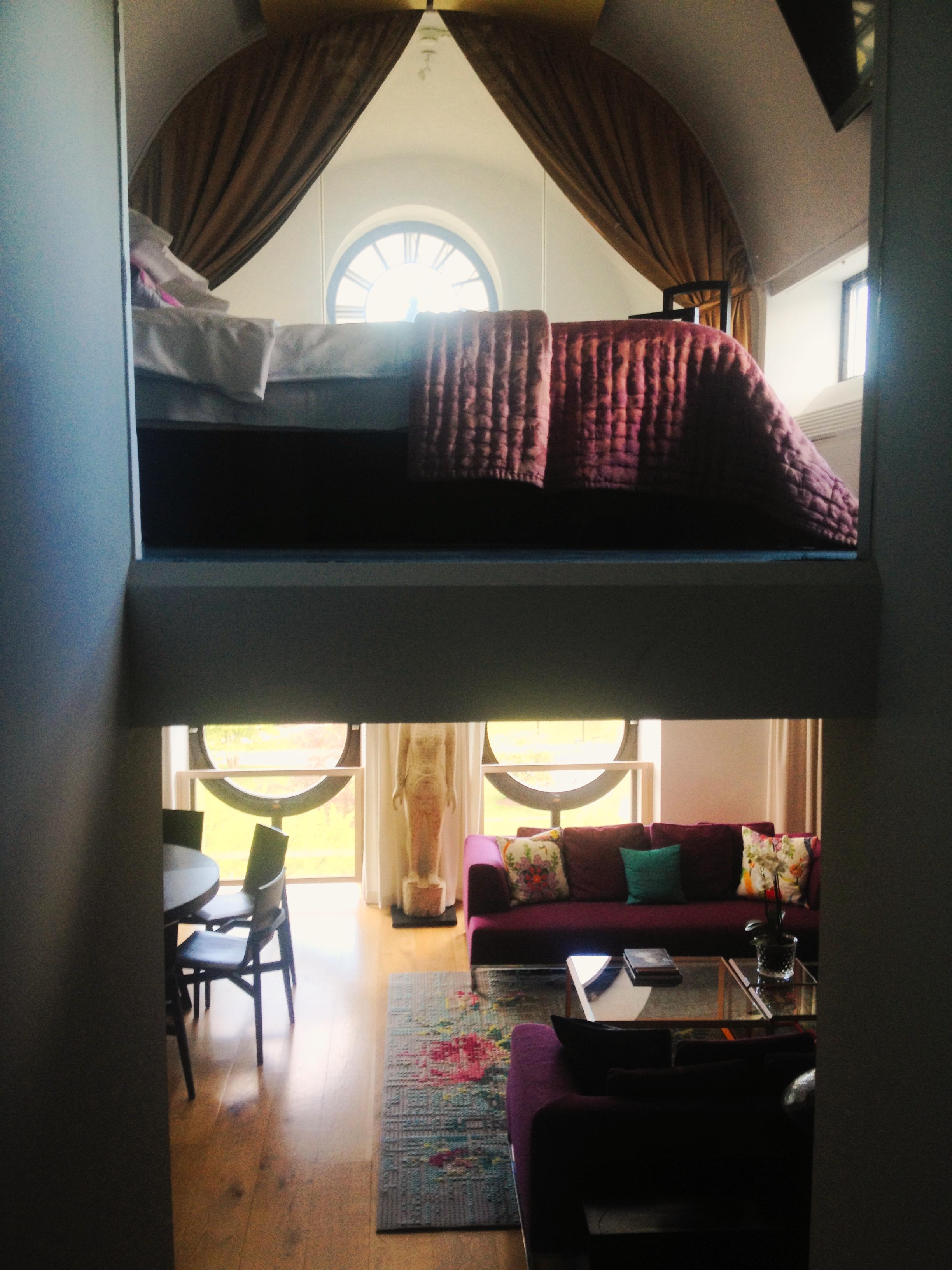 Suite de los relojes del Berns hotel - Foto: Israel Úbeda / sweetsweden.com