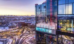 Upper House y Gothia Towers hotel en Gotemburgo