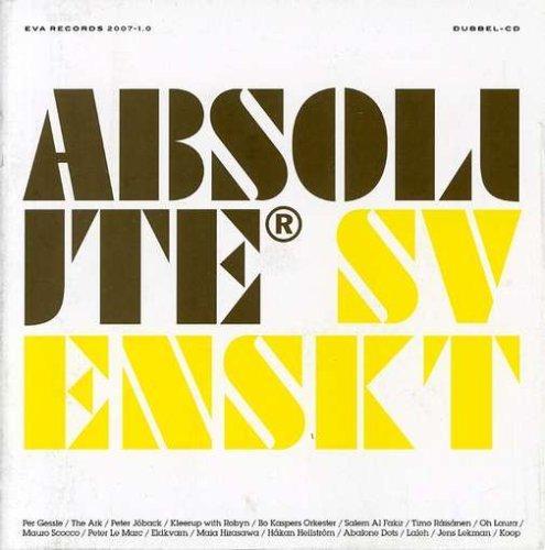 Absolute Svenskt, album con los mejores artistas suecos