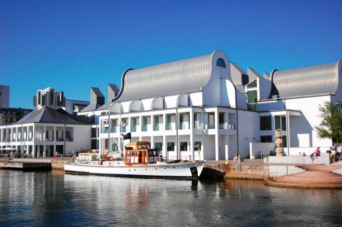 Casa de la cultura Dunker en Helsingborg - Foto: Anna Nilsson - imagebank.sweden.se