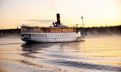 Crucero por Estocolmo al atardecer Foto: Magnus Rietz