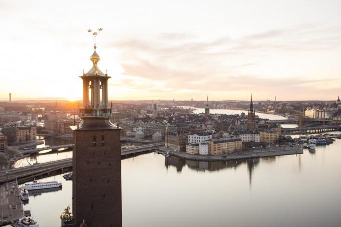 Ayuntamiento de Estocolmo <br> Foto: Björn Olin / imagebank.sweden.se