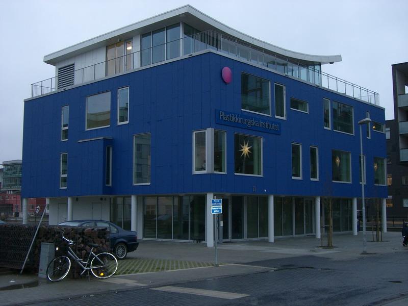 Edificio del Instituto de Cirugia Plastica