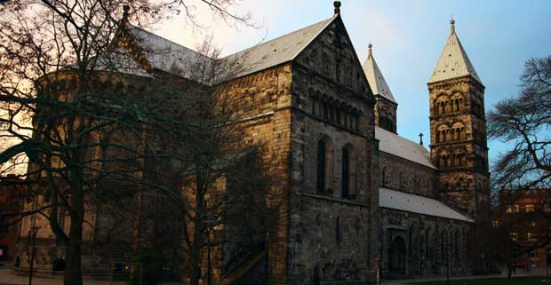 Catedral de Lund, foto: lundsdomkyrka.se