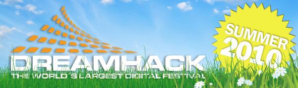 Logo para DreamHack 2010