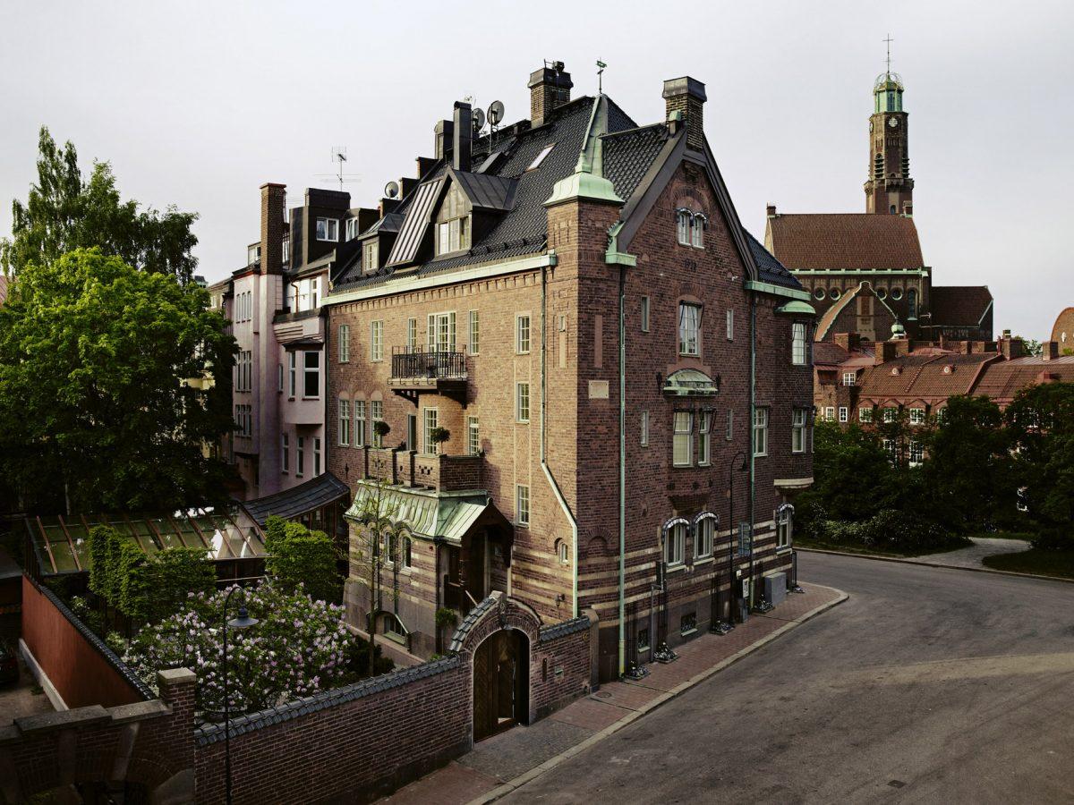 Ett Hem el hotel boutique de lujo de Estocolmo <br> Foto: etthem.se