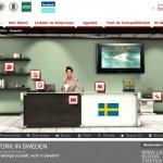 Stand virtual de Suecia en foro3u