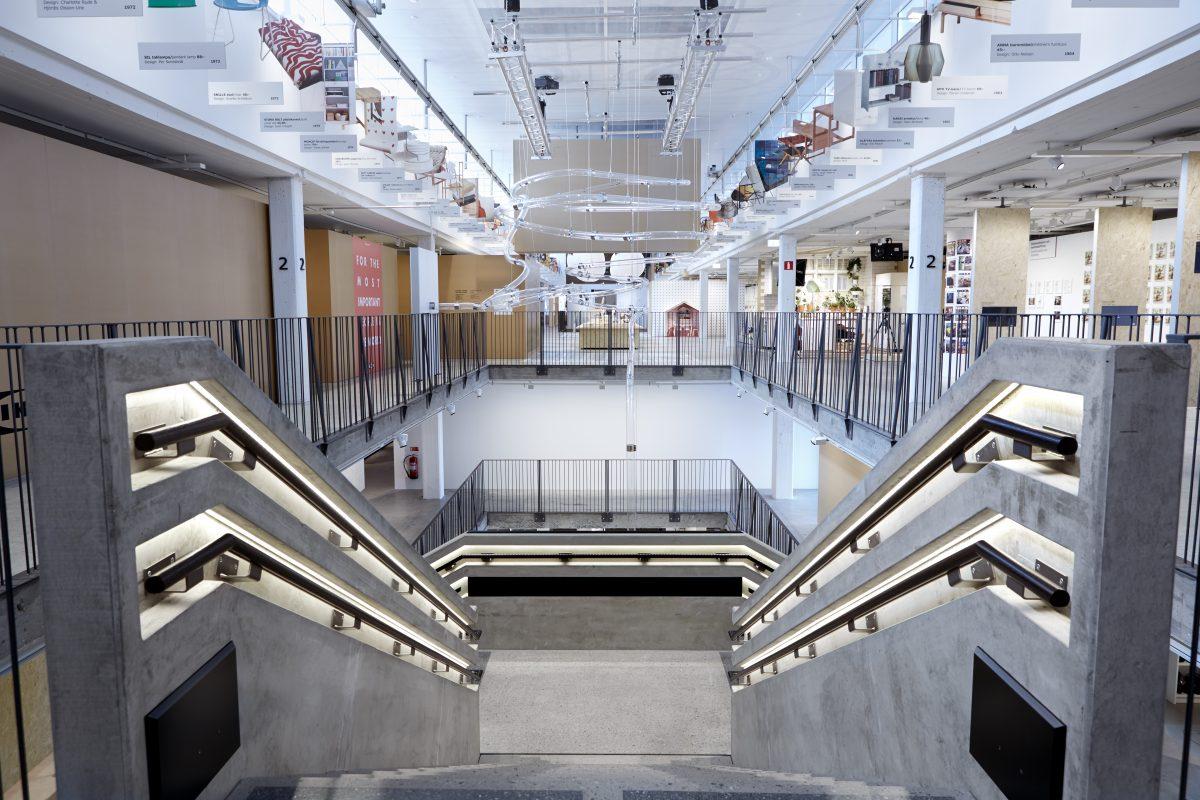 Interior del Museo Ikea en Småland, Suecia <br> Foto: © Inter IKEA Systems B.V. 2016.