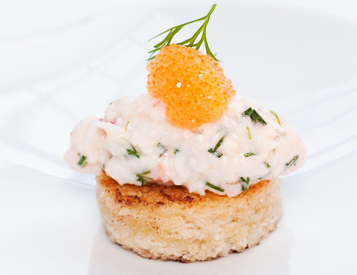 Toast Skagen, la tostada con sabor a mar <br> Foto: Jakob Fridholm / imagebank.sweden.se