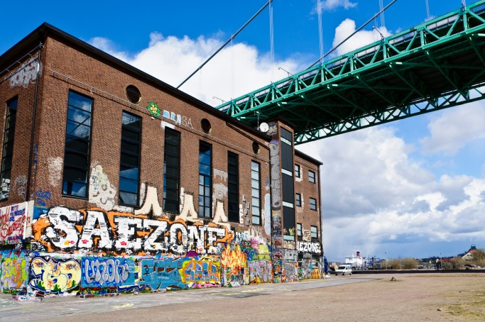 Röda Sten Art Gallery in Gothenburg <br /> Photo: Joachim Brink / imagebank.sweden.se
