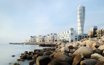 Barrio de Västra Hamnen en Malmö - Foto: Justin Brown / imagebank.sweden.se