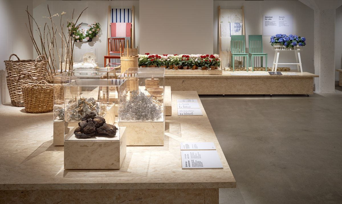 "Exposición ""Our roots"" sobre las raíces de IKEA <br> Foto: © Inter IKEA Systems B.V. 2016"