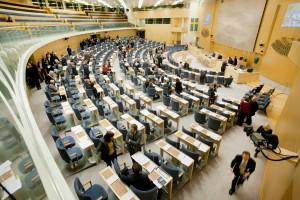 El Parlamento sueco - Foto: Melker Dahlstrand / imagebank.sweden.se