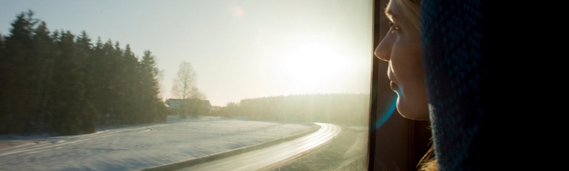 Arctic Circle Pass: Entdecke Schwedisch und Norwegisch Lappland mit dem Zug
