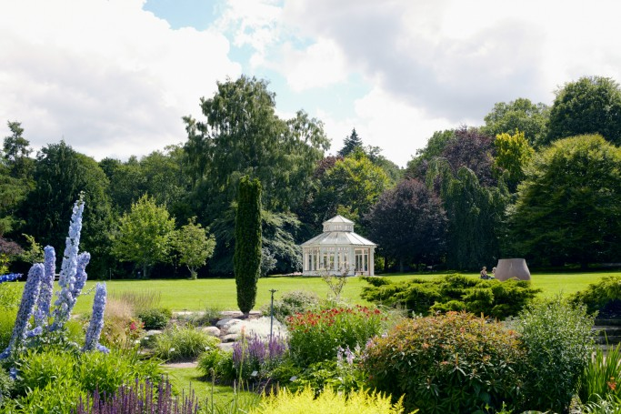 Gothenburg Botanical Garden <br /> Photo: Nicho Södling / imagebank.sweden.se
