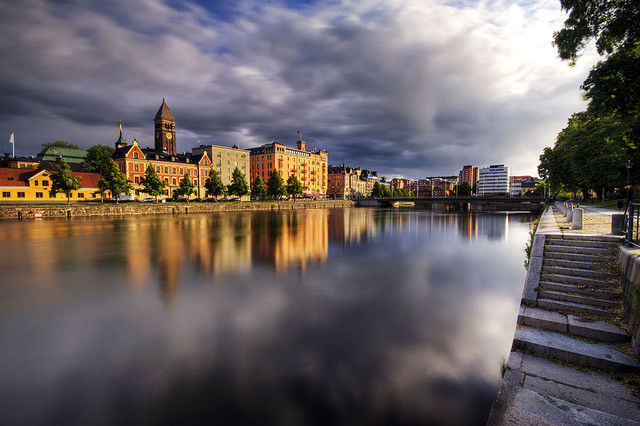 Norrköping, foto: diesmali