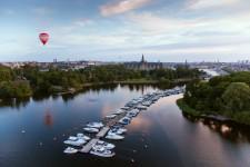 Vista sobre Djurgården, Estocolmo - Foto: Ola Ericson / imagebank.sweden.se
