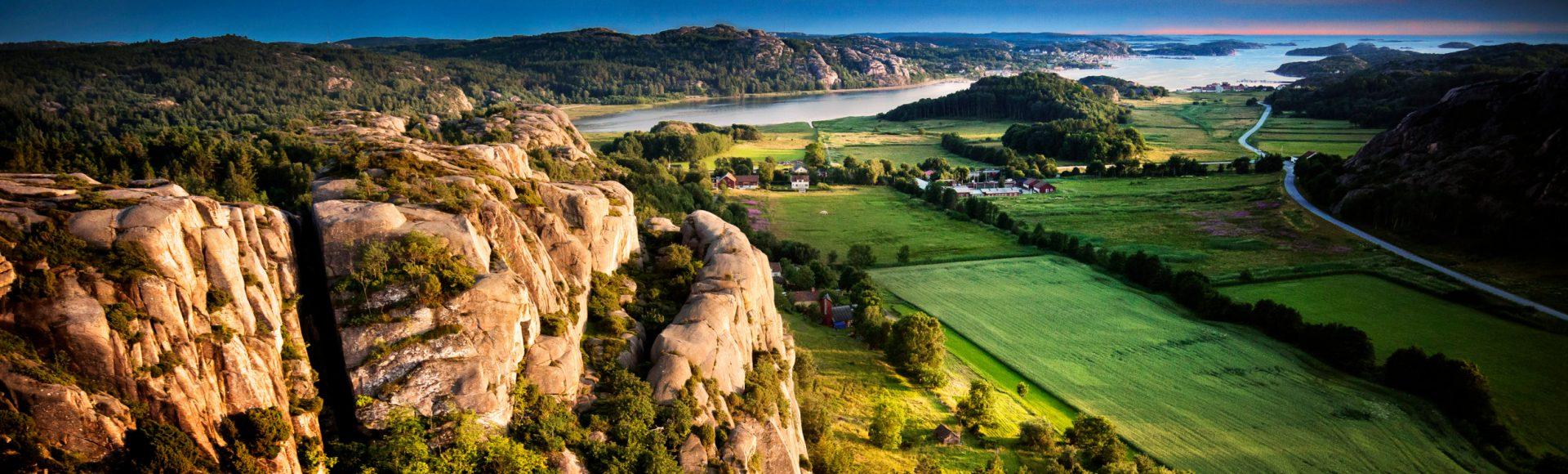 Questi sono i 15 posti più belli in Svezia