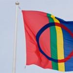La bandera sami Foto: vbm.se