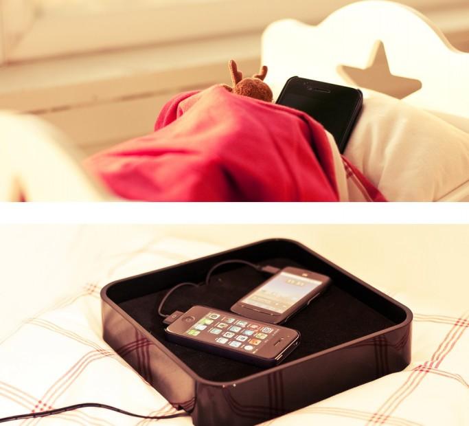 """""""Hotel"""" para móviles en Sigtuna, Suecia"""