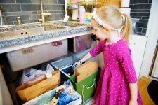Los suecos aman el reciclaje - Foto: Simon Paulin / imagebank.sweden.se