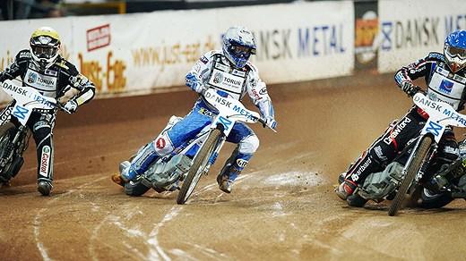 Speedway en Linköping, Foto: Jens Dige/Scanpix