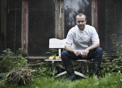 Daniel Berlin - cocinero del año 2016 en Suecia