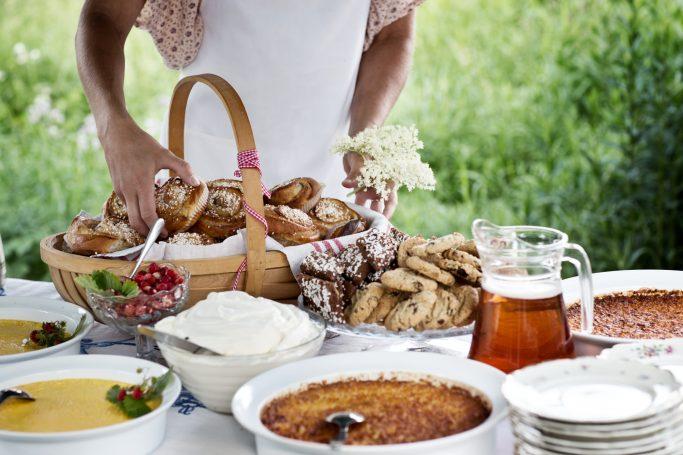 La tradición sueca del fika - Foto: Tina Stafrén/imagebank.sweden.se