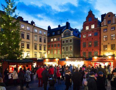 9 mercats de Nadal a visitar a Estocolm
