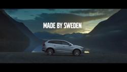 Anuncio Volvo - Made by Sweden