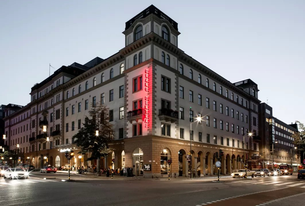 Scandic Grand Central - un céntrico hotel en Estocolmo <br> Foto: scandic.se