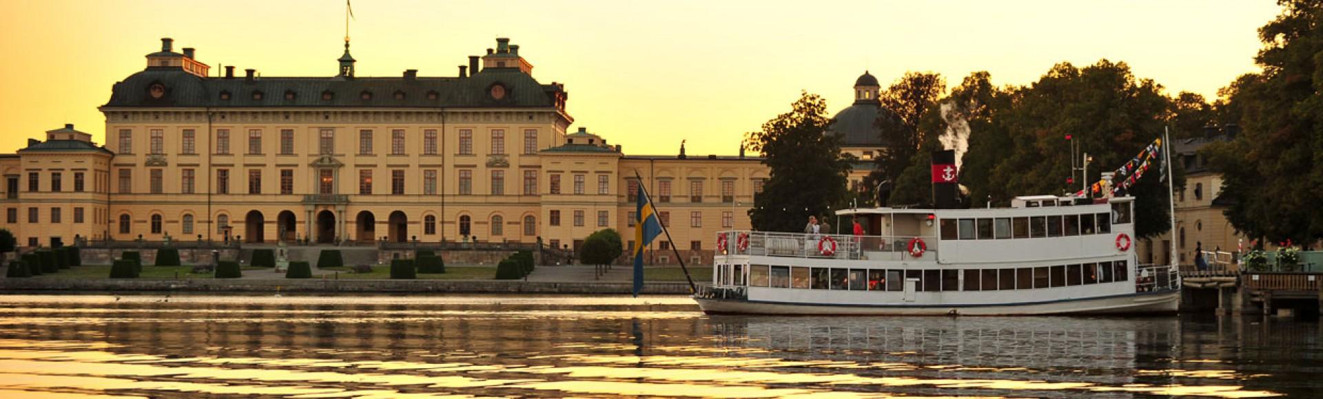 16 creuers, excursions i sortides en vaixell per Estocolm i l'arxipelag