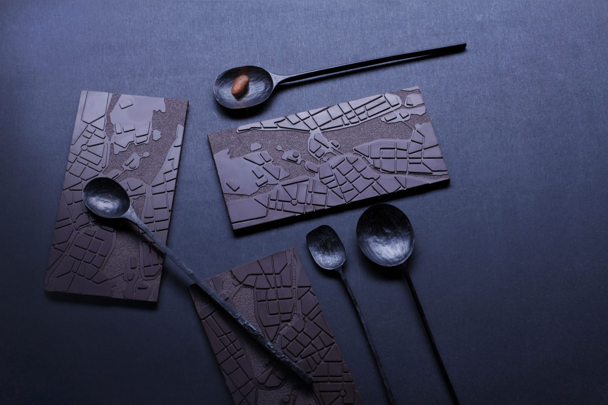 Gamla Stan de chocolate <br> Foto: TALES Chocolate