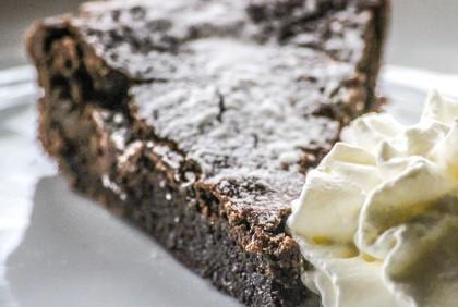 Kladdkaka la tarta pegajosa de Suecia - Foto: Susanne Nilsson / flickr.com