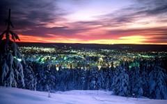 Vista de Skellefteå, foto: Destination Skellefteå