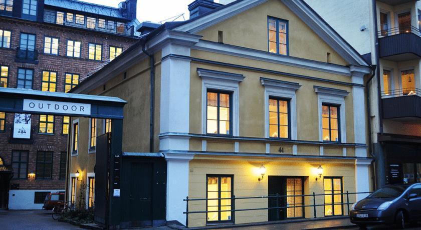 2kronor hostal en Estocolmo