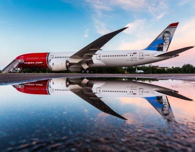 Norwegian Air to Start New Flight between Stockholm and Orlando, FL