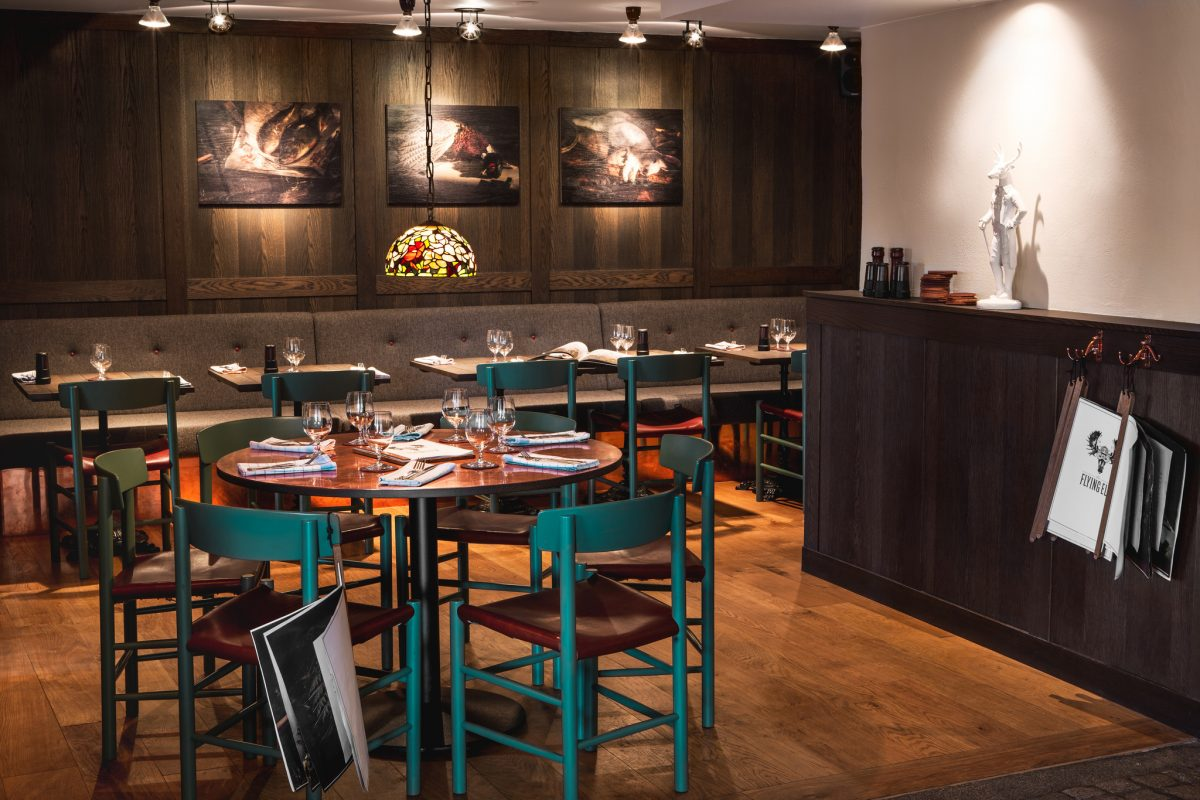 The Flying Elk un gastropub suecobritánico en Estocolmo <br> Foto: The Flying Elk