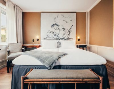 Stockholm 10 Most Booked Hotels in 2018